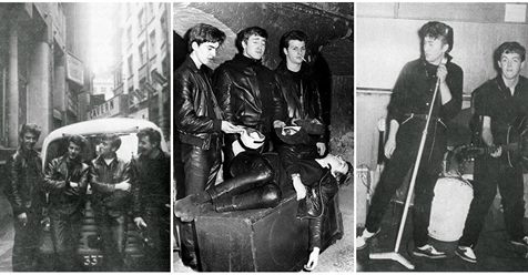 42 Rare Vintage Photographs of The Quarrymen From the Late 1950s