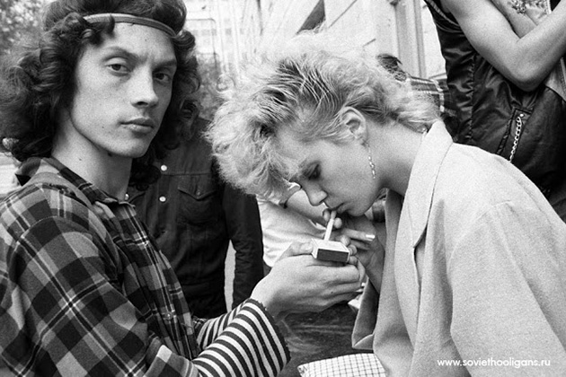Soviet Subcultures of the 1980s: Goths, Punks and Metalheads of the USSR