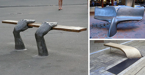 33 Of The Most Creative Benches And Seats Ever