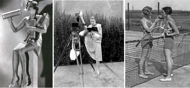 20 Funny Vintage Photos That Can't Be Explained About Women