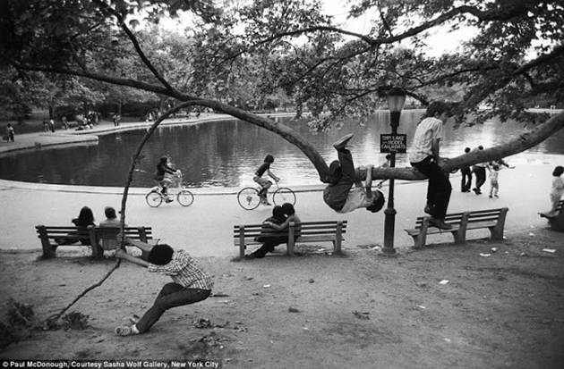 Stunning Black and White Photographs Captured Street Scenes of New York City in the 1960s and 1970s