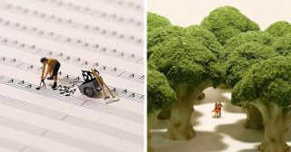 13 Fun Miniature Dioramas By Japanese Artist Who's Been Creating Them Every Day For 5 Years