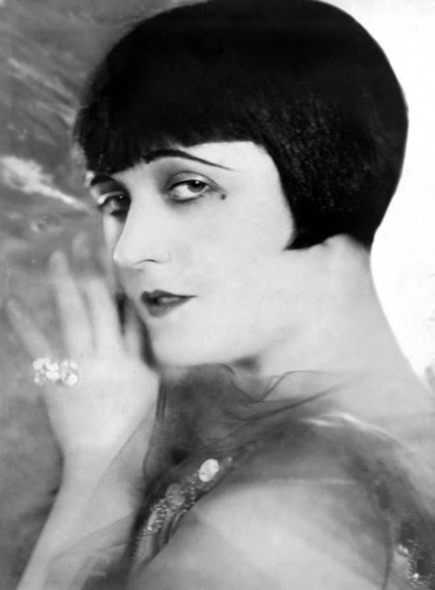 womens hairstyles 1920s