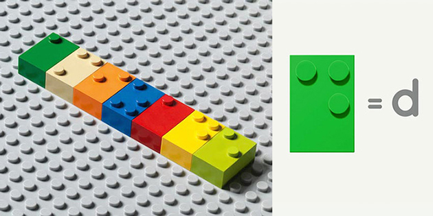 Blind Kids Use Braille-Style LEGOs to Learn Reading