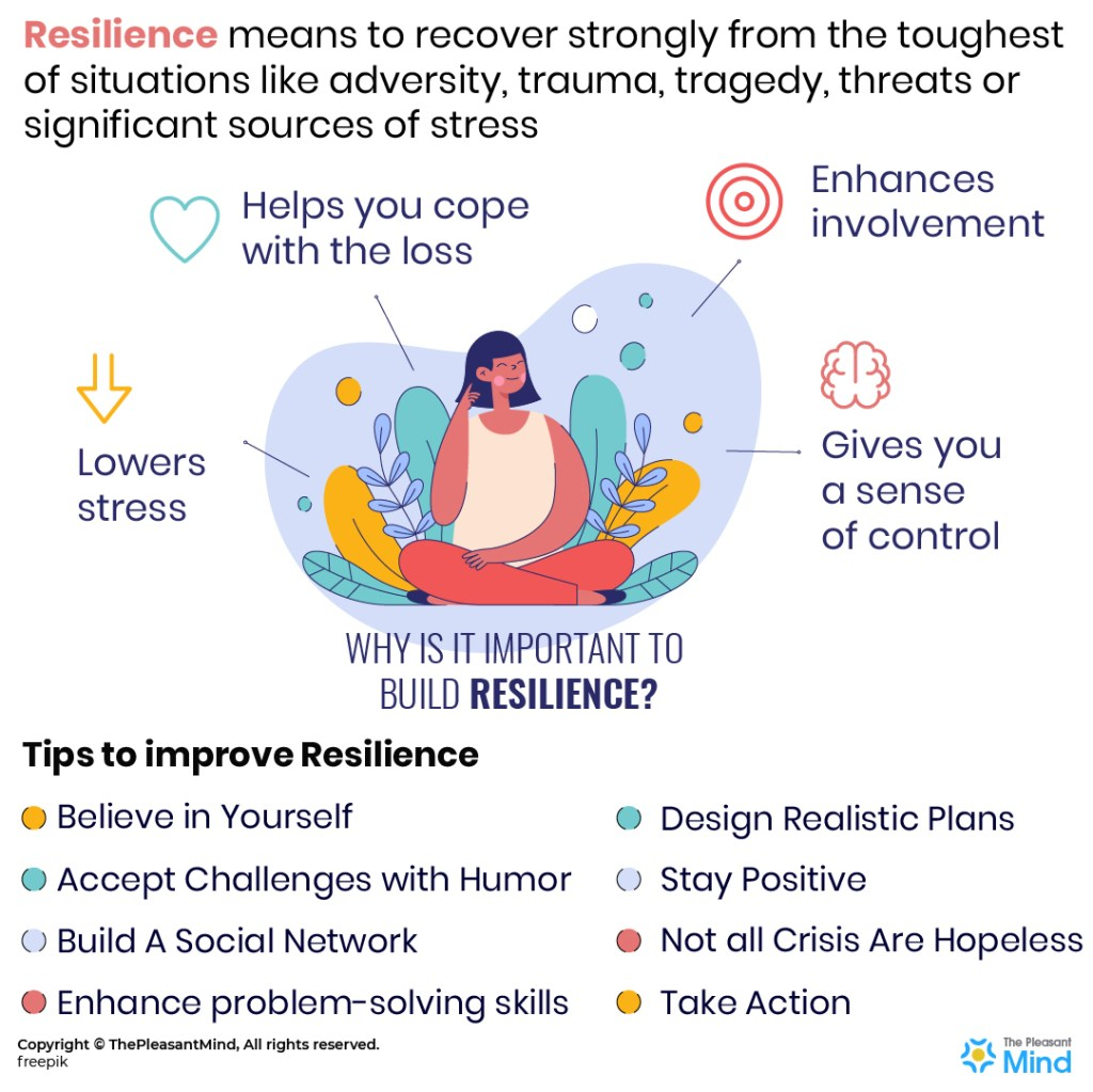 8 Ways to Improve Resilience for A Better Future