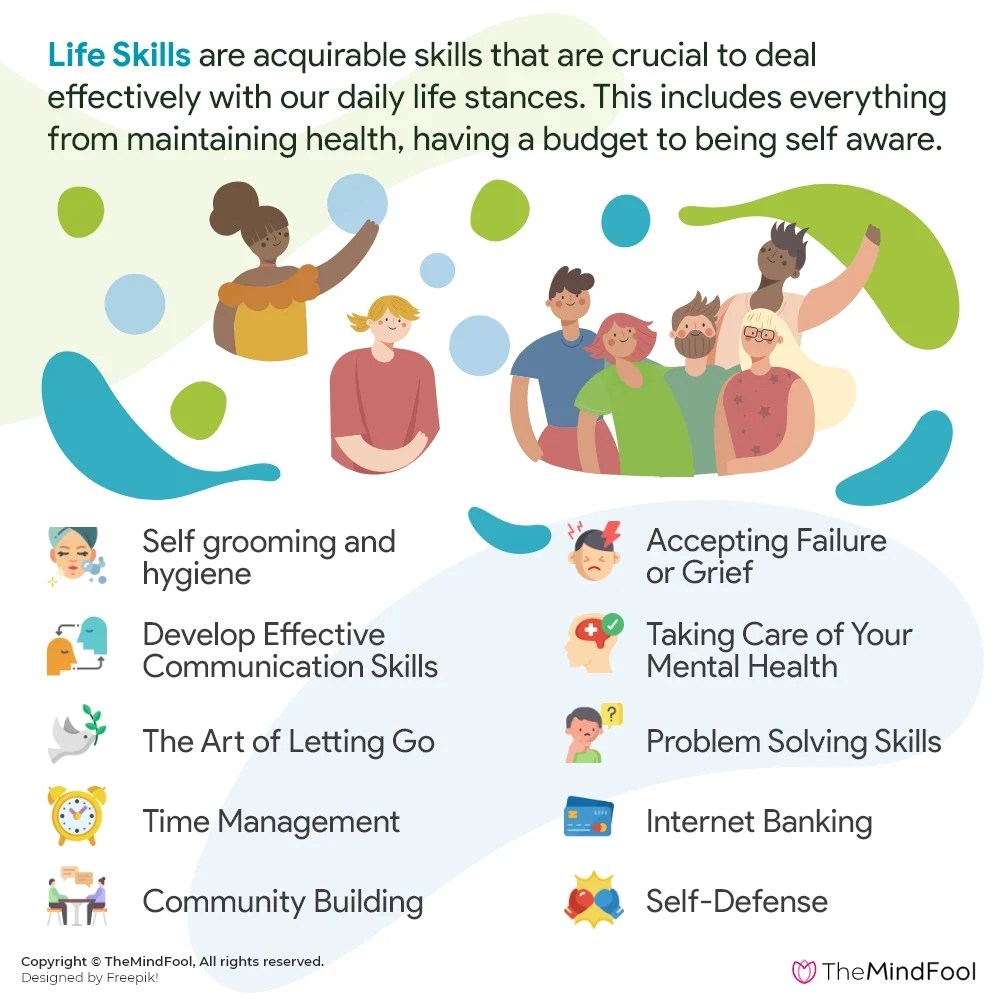 Life Skills That You Must Try To Acquire in Your Life square