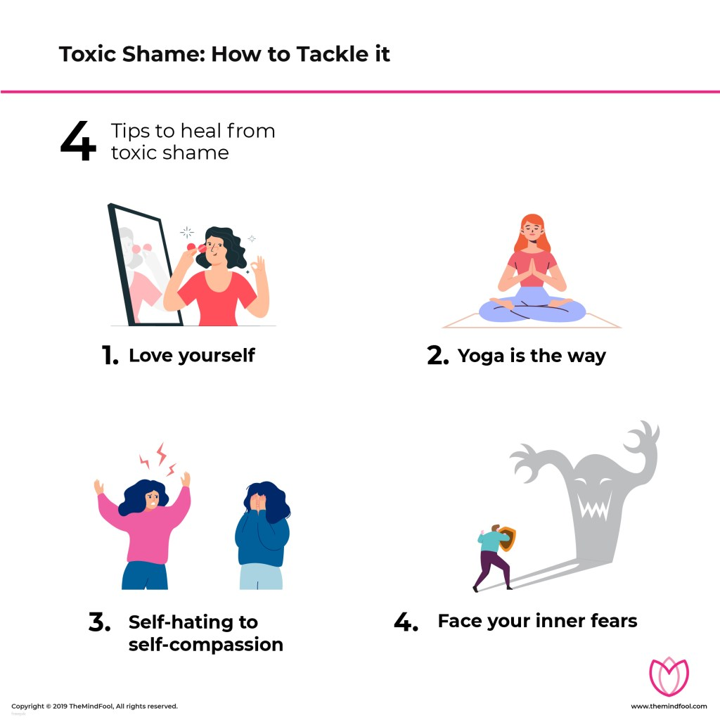 Toxic Shame: How to Tackle it
