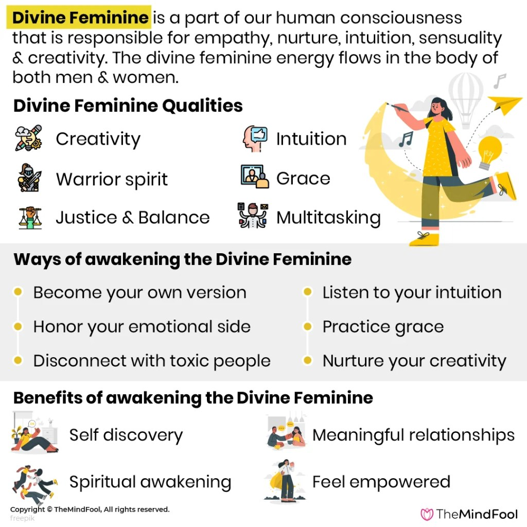 Divine Feminine: Discovering The Other Half Of You