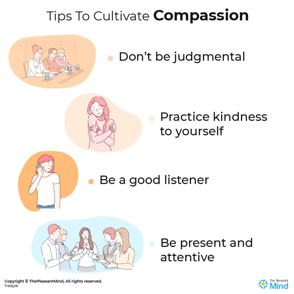 Tips to Cultivate Compassion