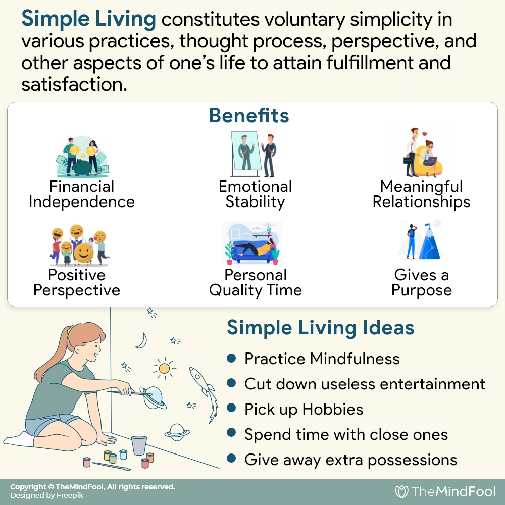 Simple Living: Throwing The Nonsense Out Of Your Life!