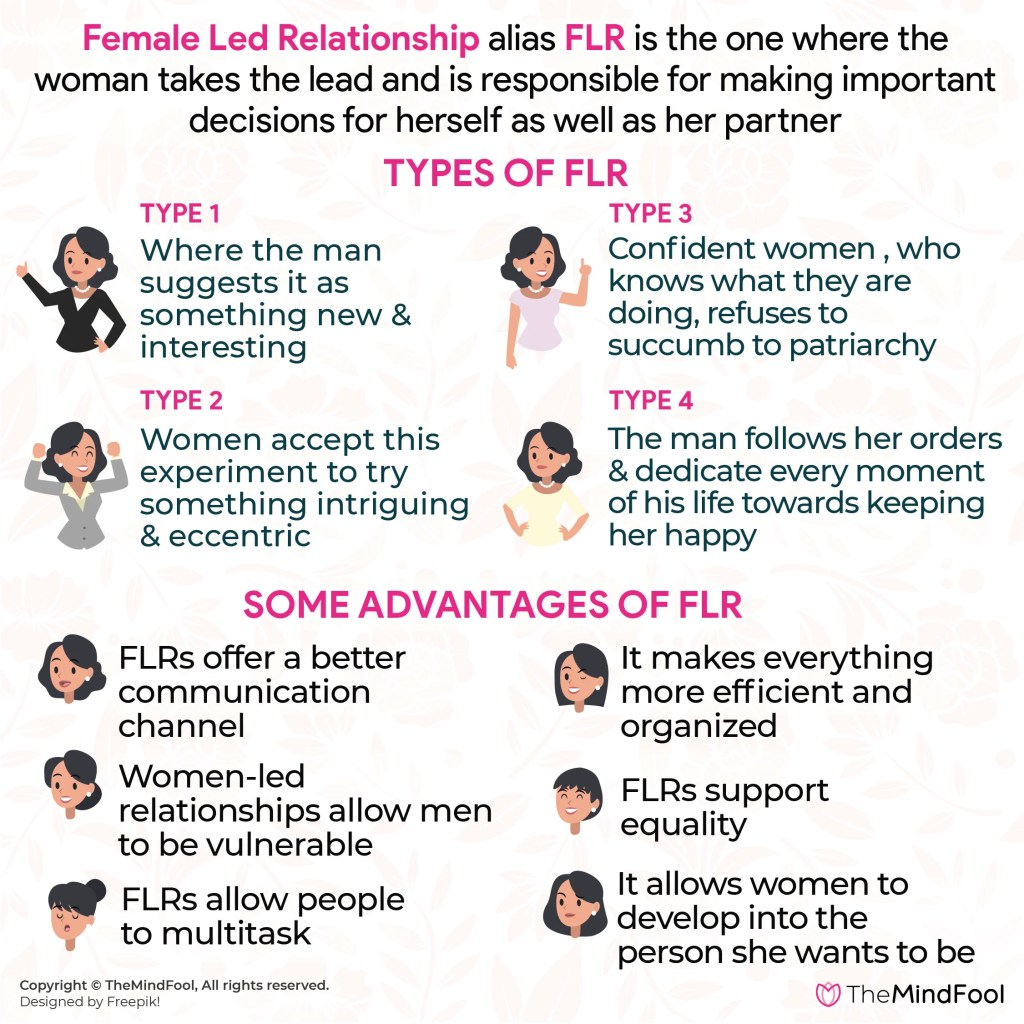 How to Master a Female Led Relationship?
