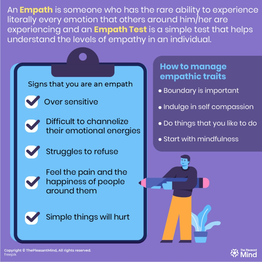 Empath Test: Know it all