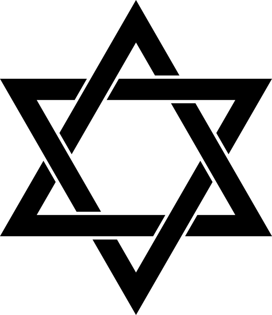 #5 Spiritual Symbol: Star of David - The divine connection