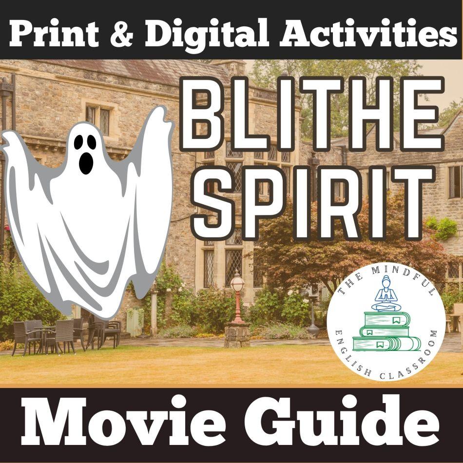 Blithe Spirit Movie Guide - Classic Movie Study
