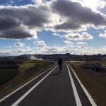 Long ride on Japan's beautiful cycling road.