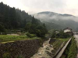 Shinrin Yoku in Japan through mountain villages
