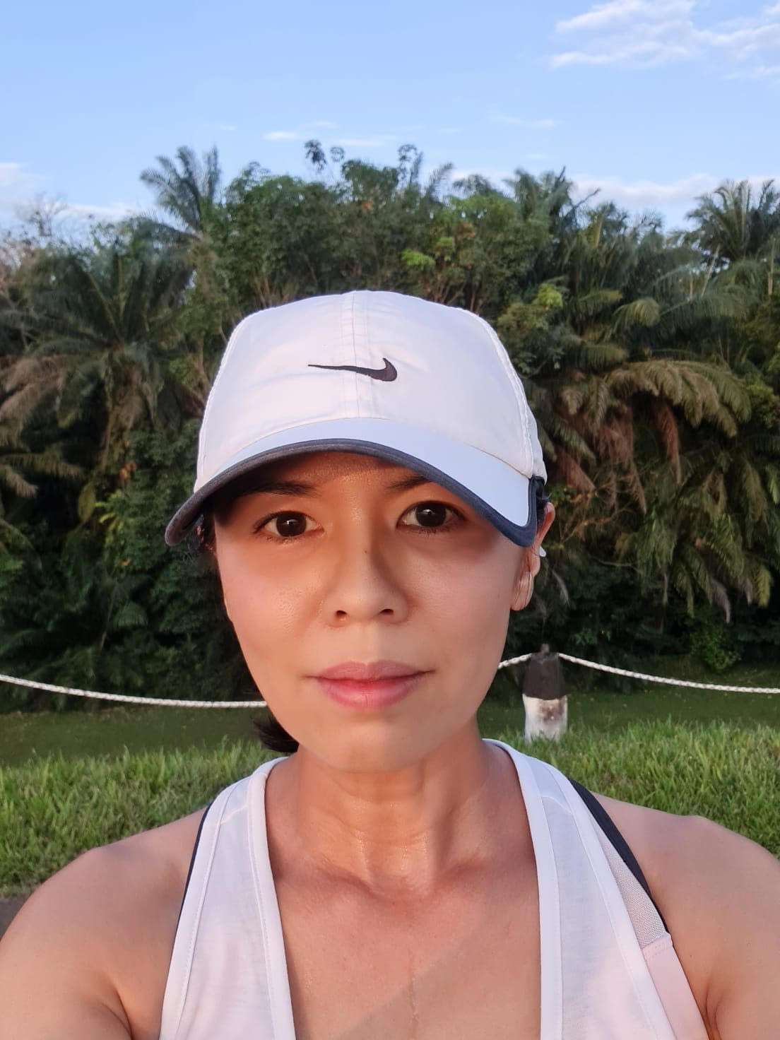 Carmen Forest Bathing The Mindful Tourist Singapore