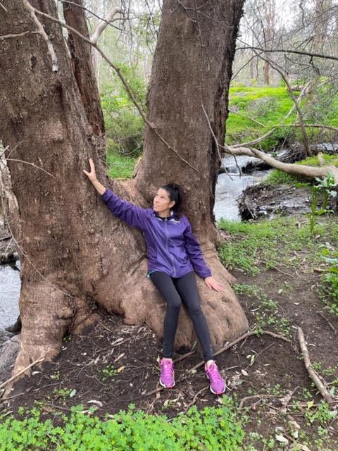 Deanna Forest Bathing Guide Australia