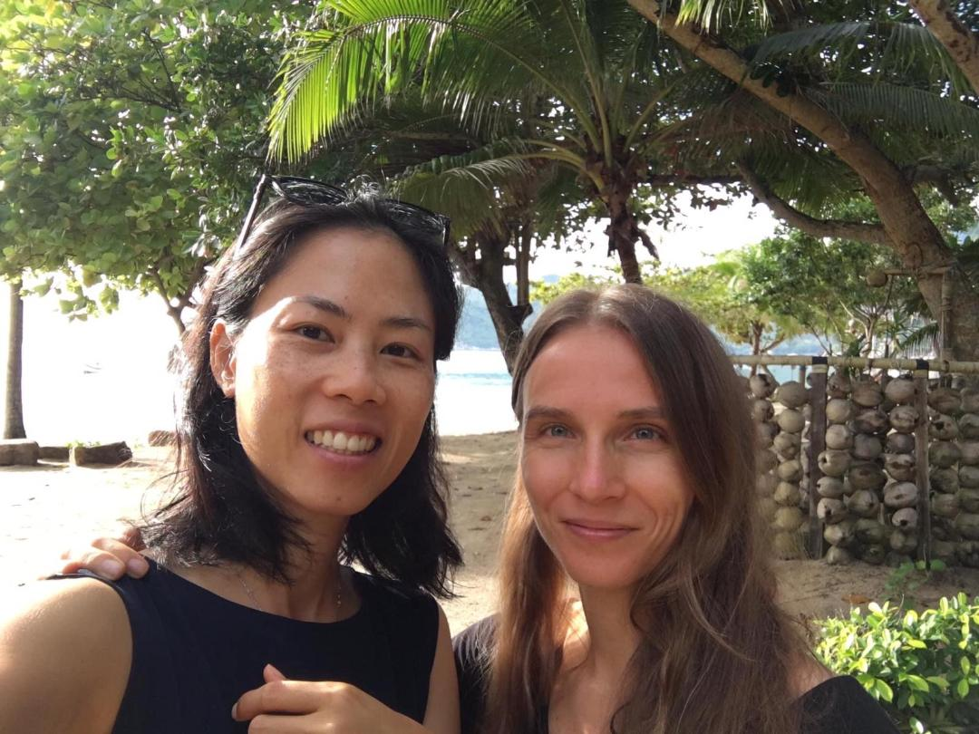 The Mindful Tourist's Founders