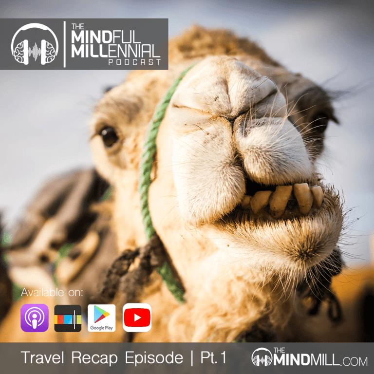 The Mindmill Podcast - Travel Recap Episode Pt.1