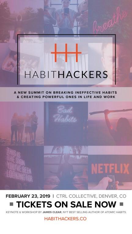 Habit Hackers Summit