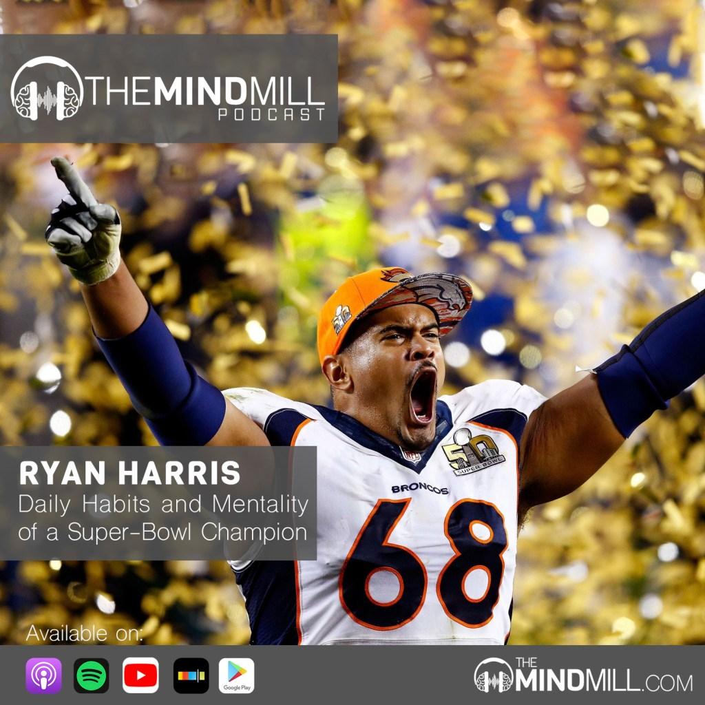 Ryan Harris on The MindMill Podcast
