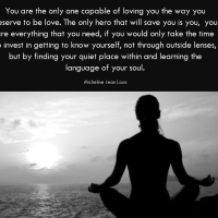 Learn the language of your soul..