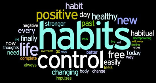 want to make great habits? concentrate on those small.