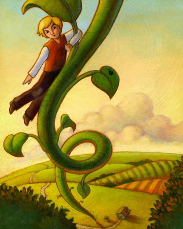 Shamanic Messages in Jack and the Beanstalk