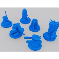 Mix Objective Markers
