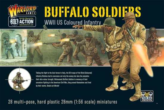 WWII US Coloured Infantry