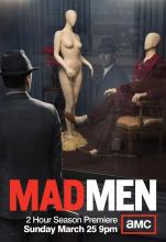 Mad Men Season 5 poster