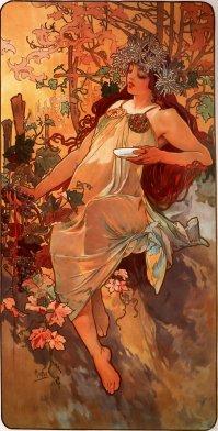 Autumn, The Seasons (series) (1896)