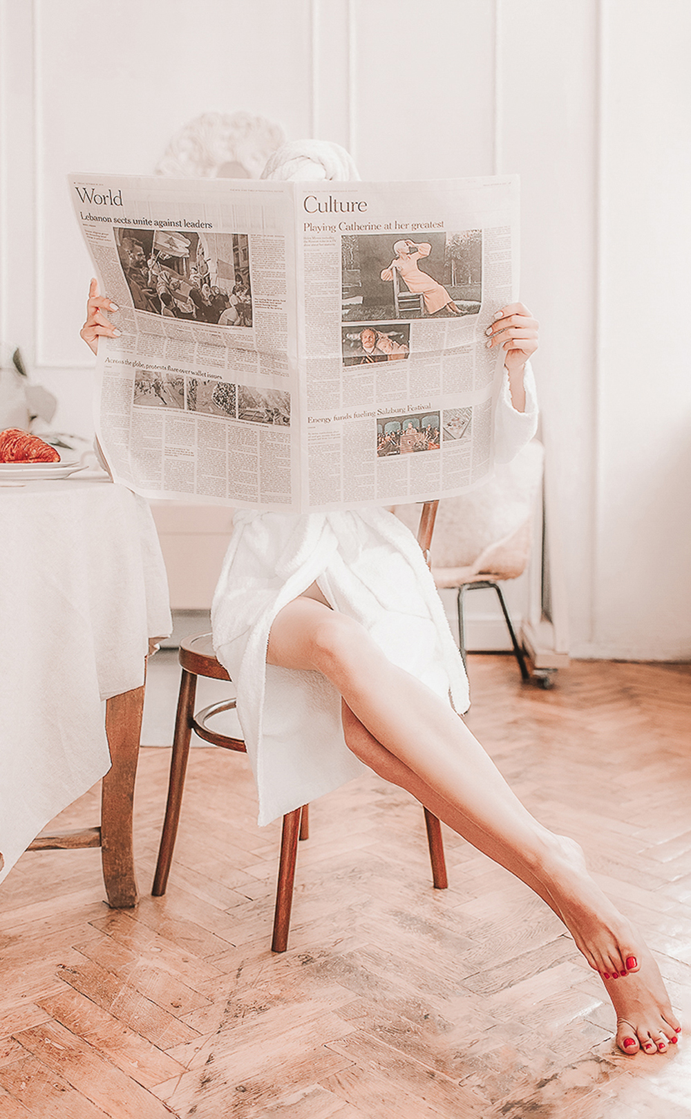 Imagem Front Page | Read | The Minimal Magazine