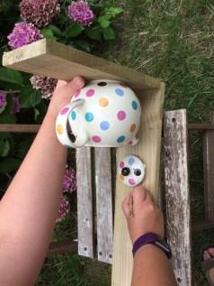 teapot to bird box