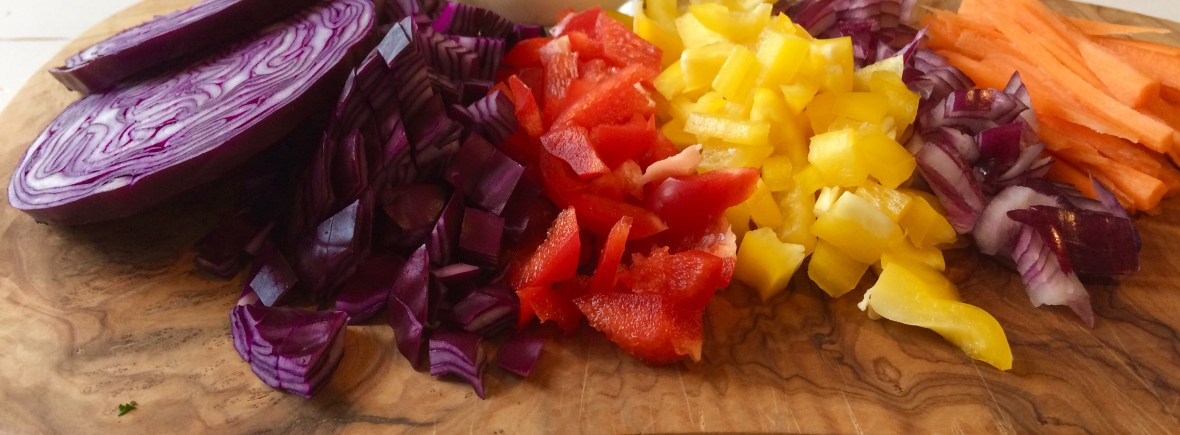 Healthy Homemade Coleslaw