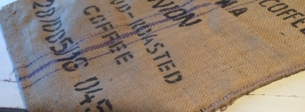 upcycled or repurposed these sacks are super useful and sustainable
