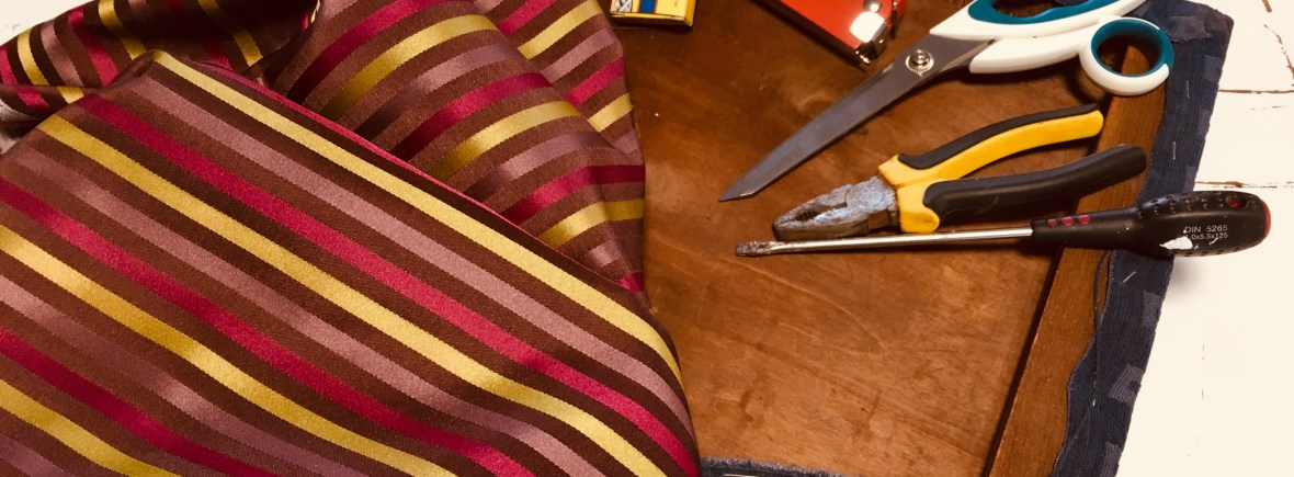 the kit you will need to reupholster a dining chair