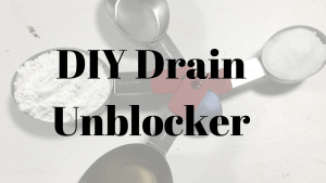 natural drain unblocker