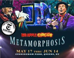 Queens Metamorphosis Show Info - med