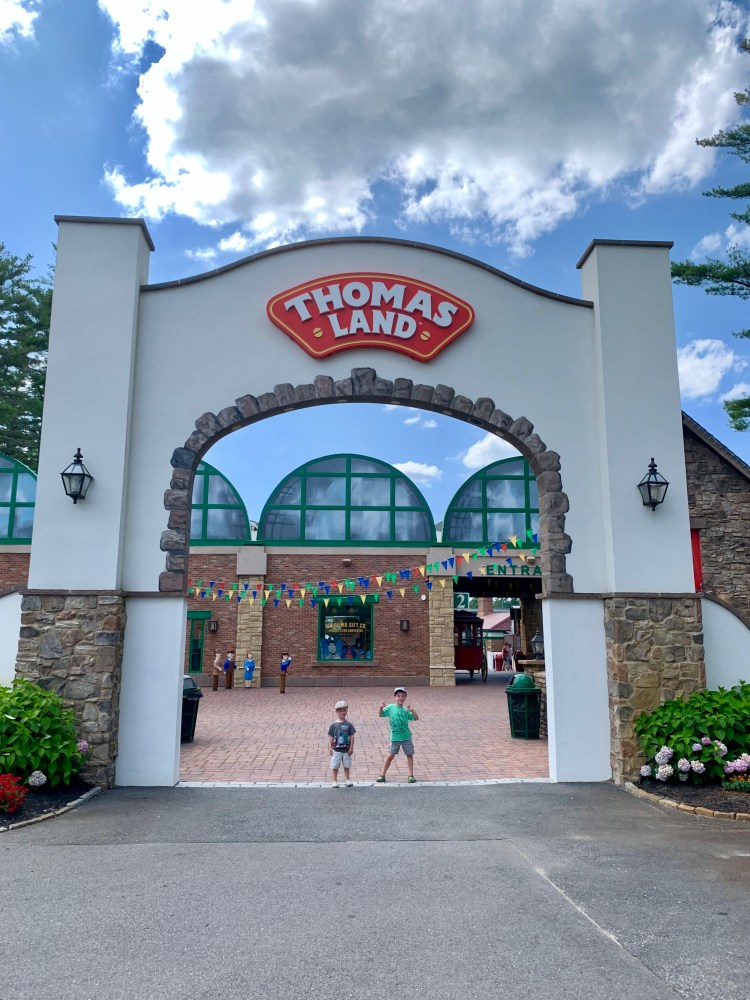 The Mint Chip Mama - Edaville Family Theme Park