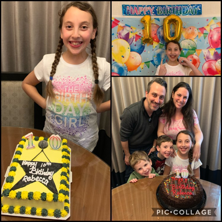 X My Daughter is 10! X - The Mint Chip Mama