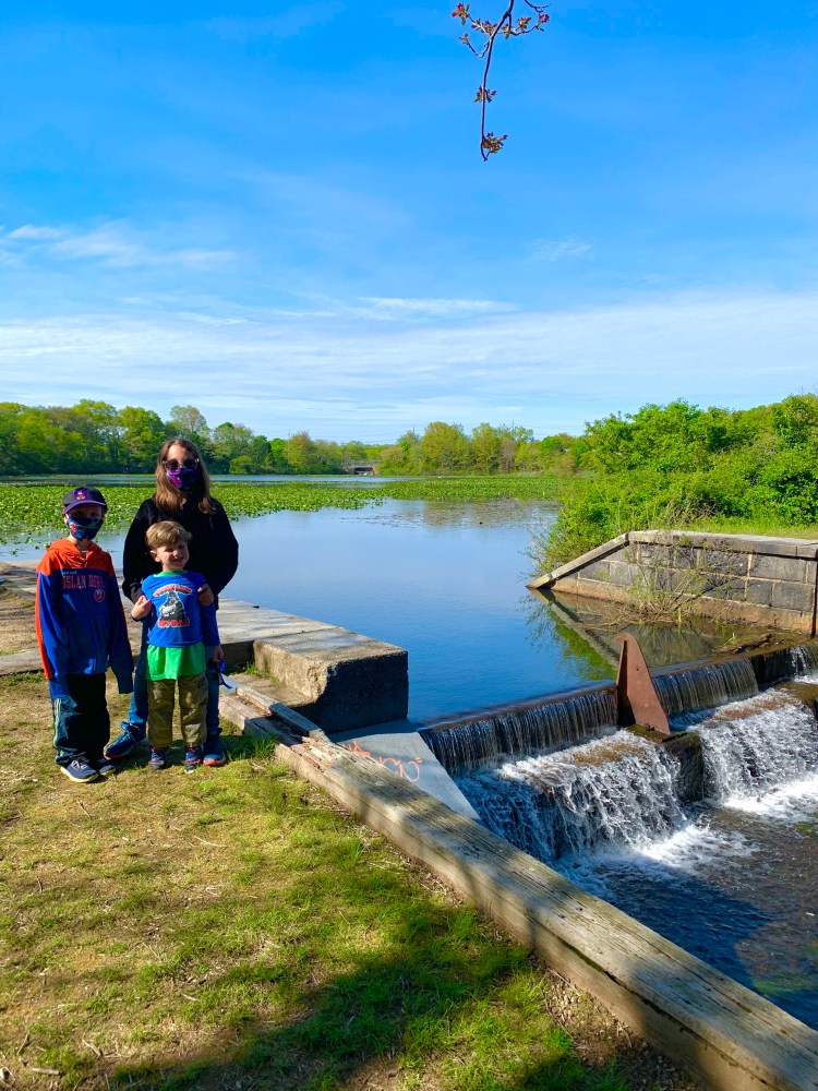 Family Hikes on Long Island - The Mint Chip Mama - Twin Lakes Preserve
