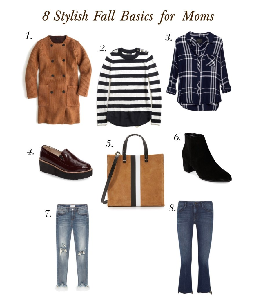 fall trends for moms