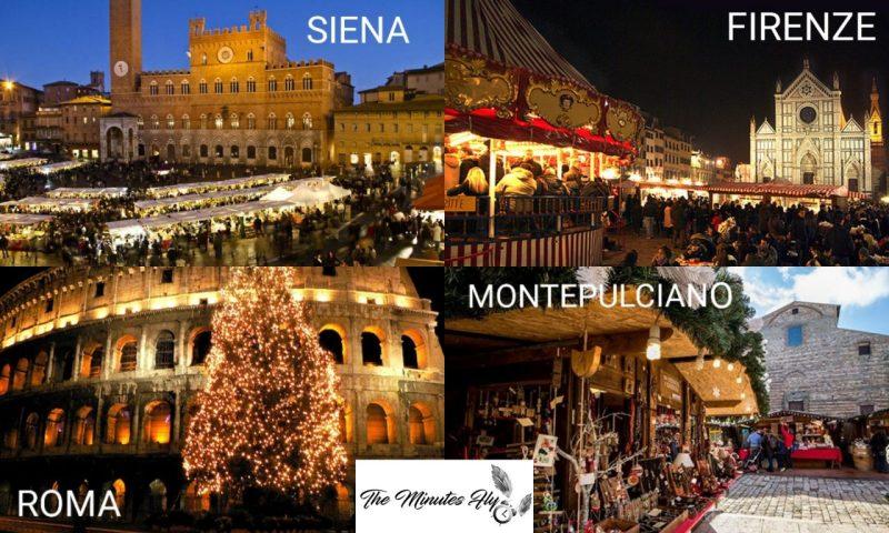 i mercatini di natale più belli d'italia|travel|the minutes fly