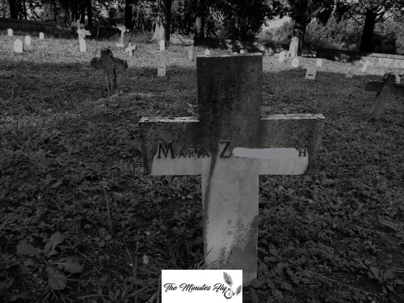 cimiteri abbandonati - urbex - the minutes fly