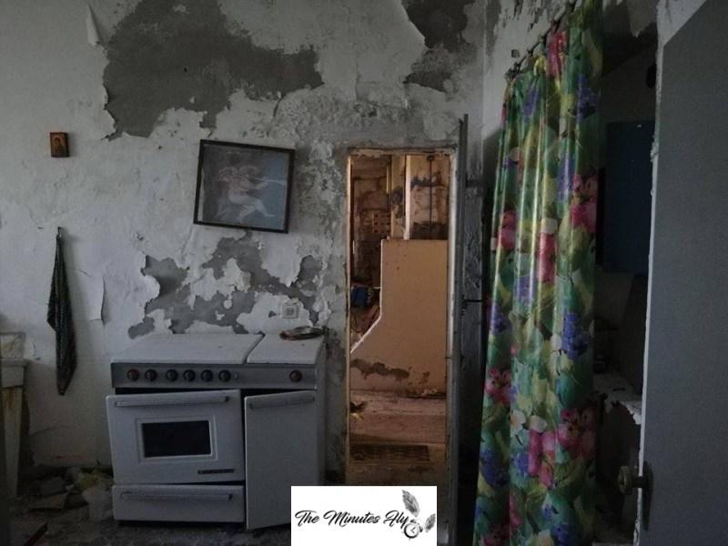 la casa del natale che fu - urbex - the minutes fly