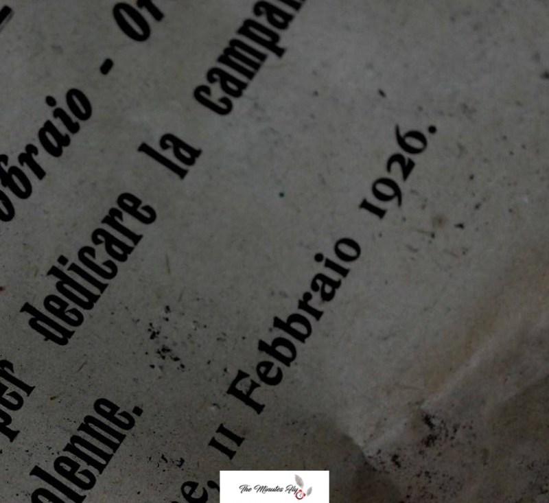 un macabro convento - urbex - the minutes fly - web magazine
