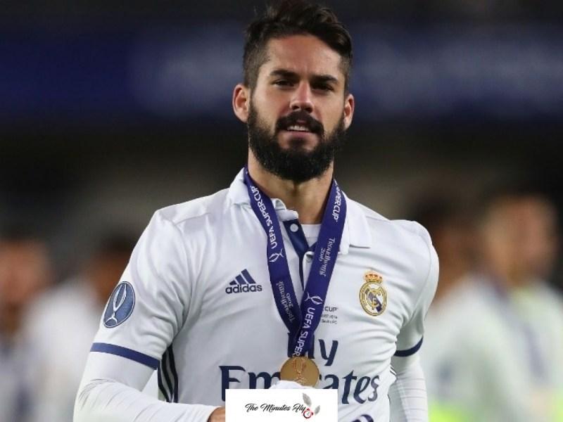 isco - crollo real - ultimatum una chance per la Juventus calciomercato - isco - real madrid - Francisco Román Alarcón Suárez