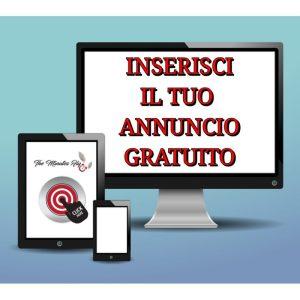annunci gratuiti - inserisci - the minutes fly - web magazine